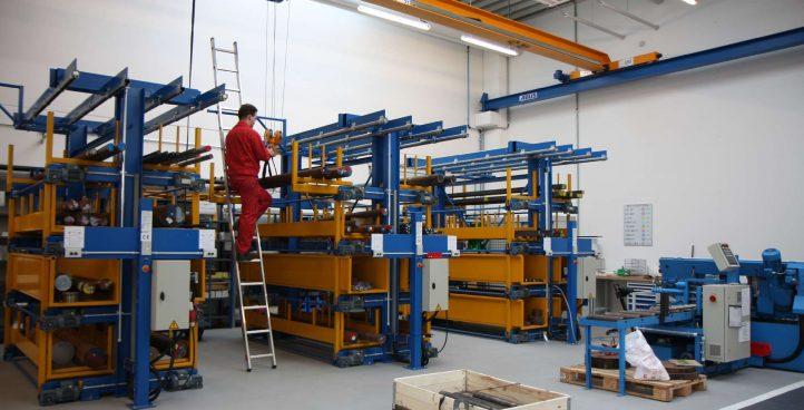 Maschinenbau | Fahrzeugbau